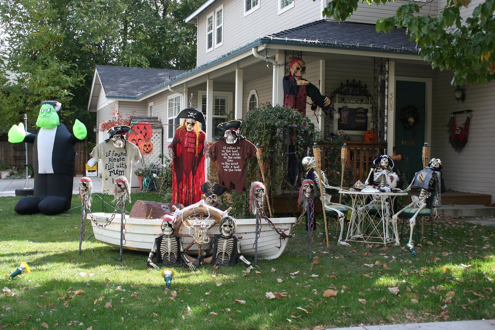 Halloween Decorations Outdoor Dia De