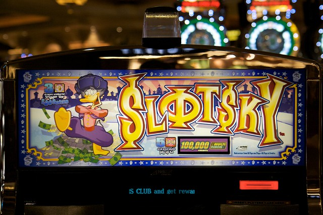 Slot machine yahoo
