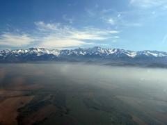 Tian Shan range, Almaty, Kazakhstan