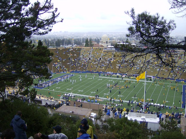 Cal Bears, Tightwad Hill