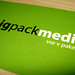 Bigpackmedia business card
