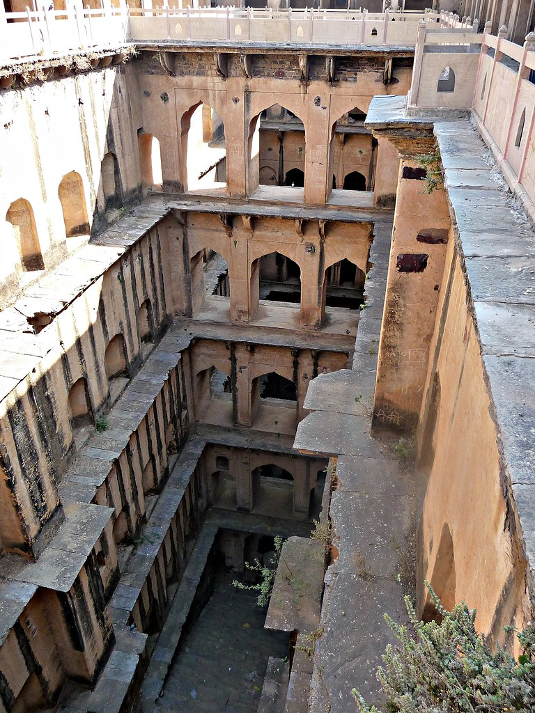 Step Well - Neemrana Village, Rajasthan