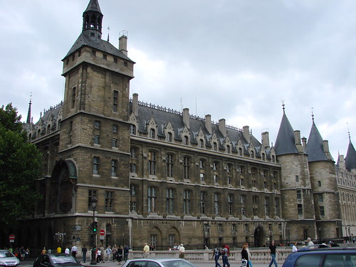 2007-07-28 08-04 Paris, Normandie 0006 Paris Ile de la Cité