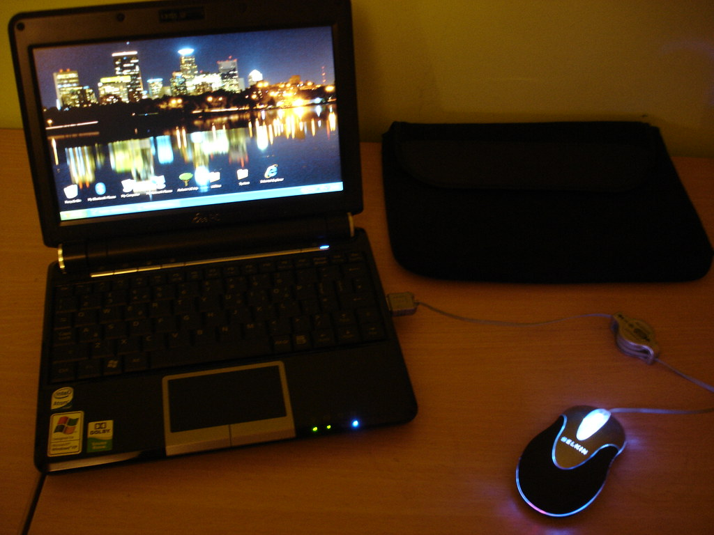 EEE, case and mouse