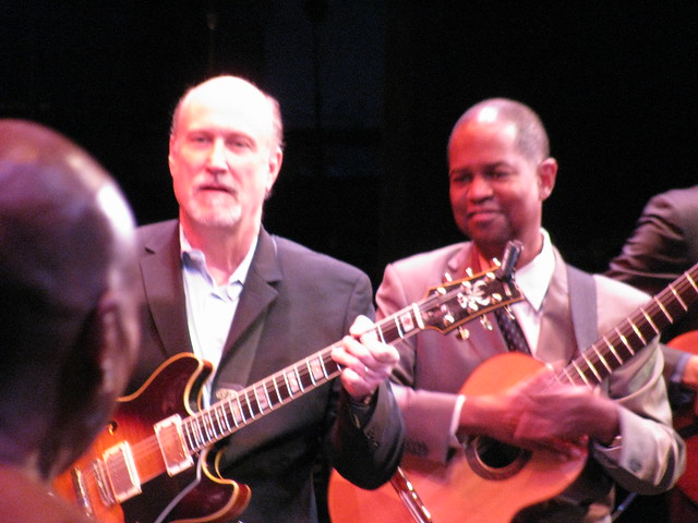 Header of John Scofield
