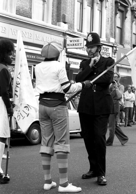 Notting Hill Carnival 1970's