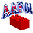 the AAFOLs (Australian Adult Fans of LEGO) group icon
