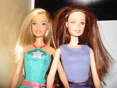 my Mattel dolls