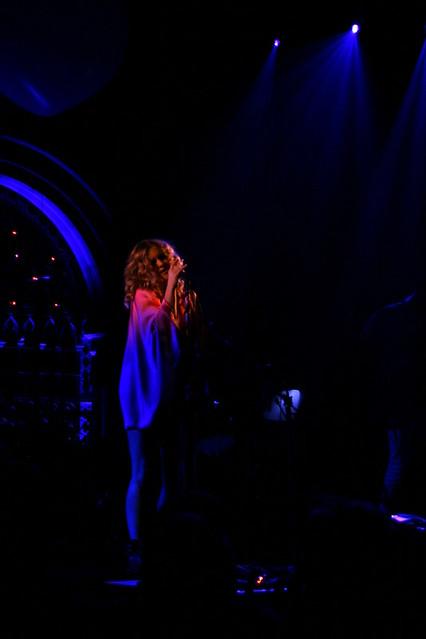 Goldfrapp Tour