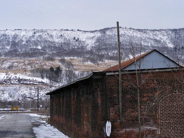 Old Zinc Factory;  Palmerton, PA