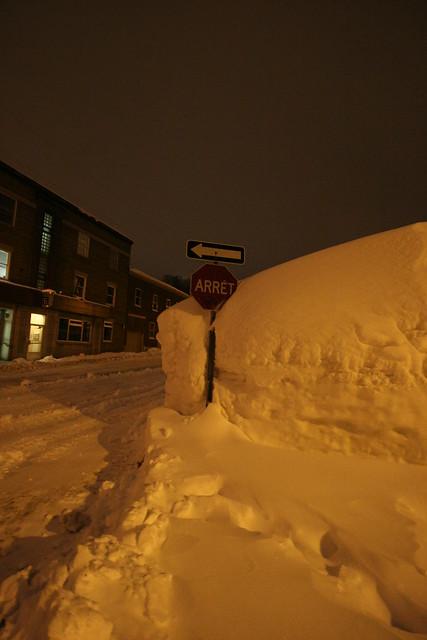 Cr**** de neige