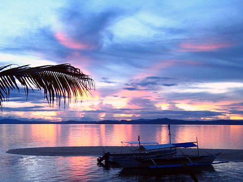 sunset island paradise philippines visayas palawan roxas paragon cocoloco sulusea centralvisayas summer2008