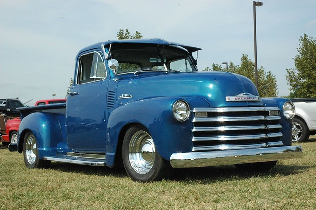 1953 Chevy Truck For Sale