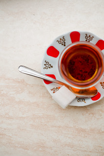 A Round of Turkish Tea