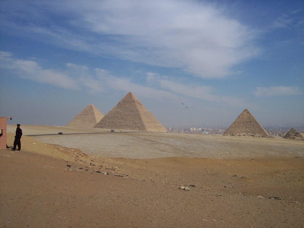 Giza Pyramids  Pic 31