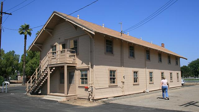 Bunk house irvine ranch historical park irvine ca 6 8 for 18 8 salon irvine