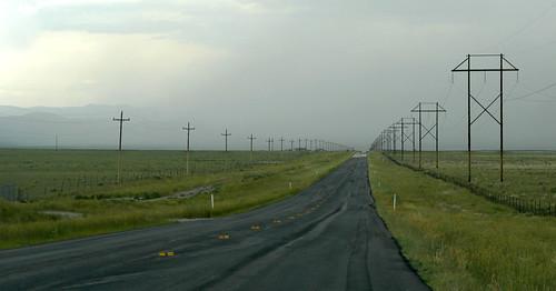 road county rain weather clouds geotagged utah highway overcast powerline gloom fromcar ut2004 boxeldercounty powerpoles sr30