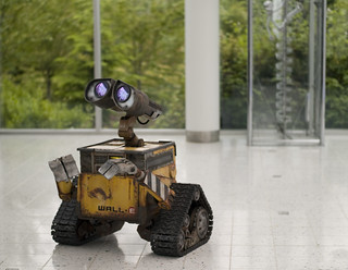 Wall-e in person