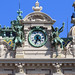 Monte Carlo - Casino Clock
