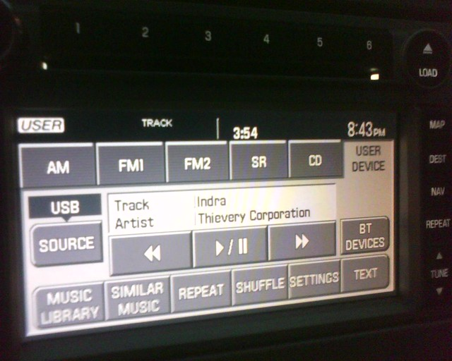 Ford Sync Iphone Text Mebages