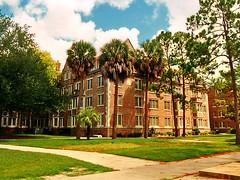 Sledd Hall, University of Florida, Gainesville