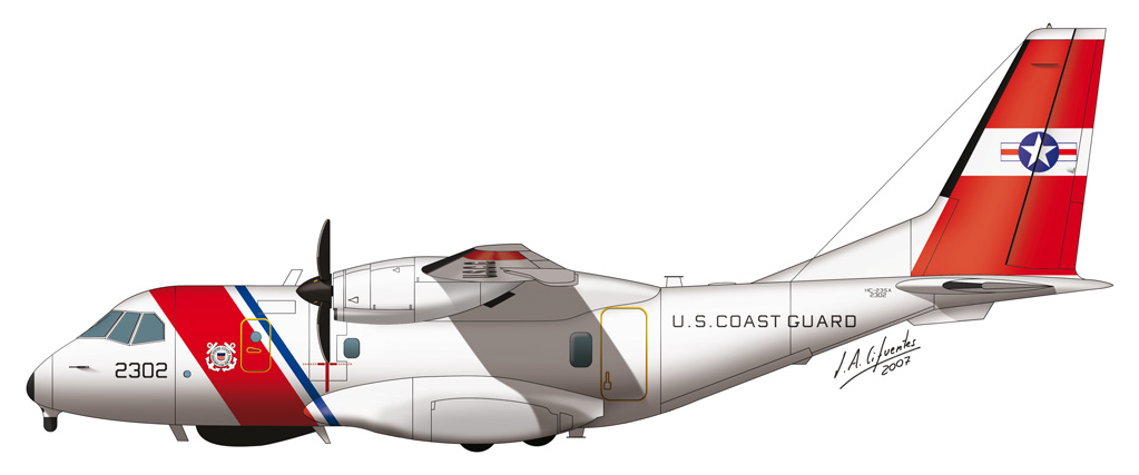 CN-235 USCG