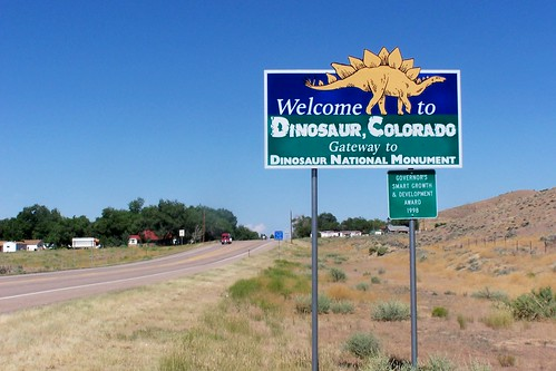 Dinosaur Colorado