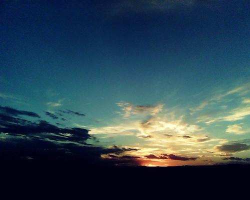 sunset 8.18.08