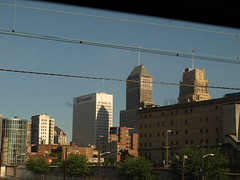 Newark skyline II