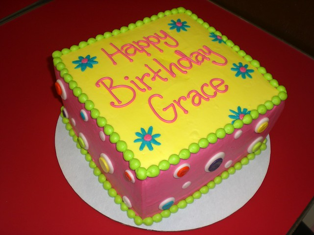 Happy Birthday Grace Flickr - Photo Sharing!
