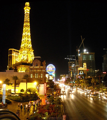 guide to 3 days in Las Vegas - Las Vegas Strip