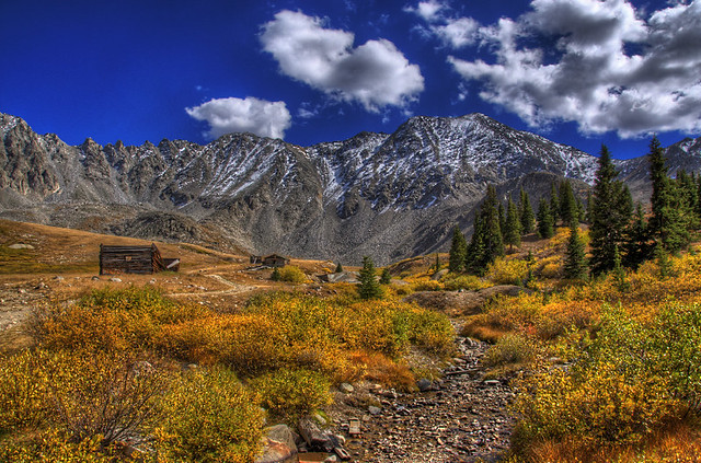 Mayflower Gulch