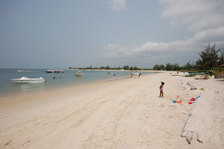 Go swimming at the beach in Libreville  - Things to do in Libreville