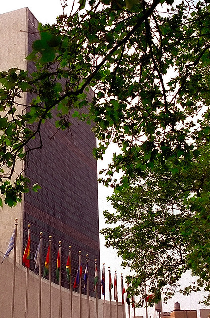 New York - United Nations from Flickr via Wylio