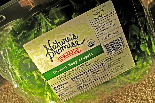 Nature S Promise Veggie Straws