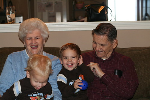 Memaw, Dandy, Walker and Eli