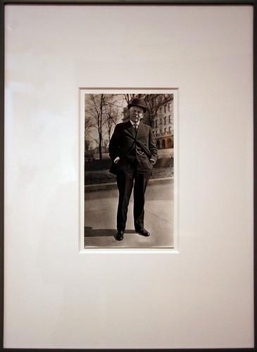 Jacob Riis, c. 1900 by Unidentified Artist, Gelatin silver print