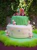 Tinkerbell Cake 1