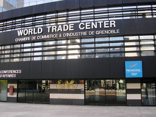 World trade center chambre de commerce et d 39 industrie de for Chambre de commerce grenoble