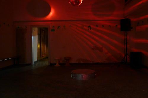Kunstverein Familie Montez Partyzone. September 2007