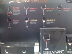 Riedel glass guide in Target #2