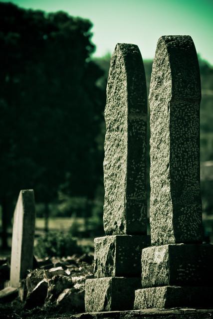Grave Contemplation
