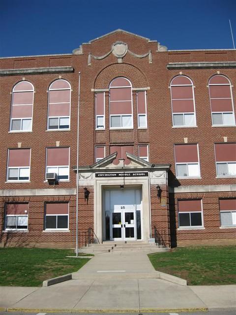 Covington Middle School, Covington, OH Rating, Test Scores ...