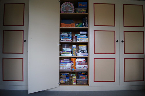Kids rooms - Toy Cupboard