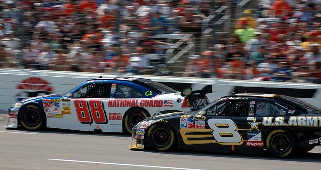 Dale Earnhardt Number  Car
