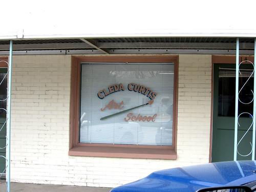 Cleda Curtis Art School