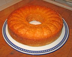 ciambella, rum cake, baked goods, food, gugelhupf, dessert, cuisine,