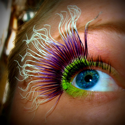 passion flower eyelash