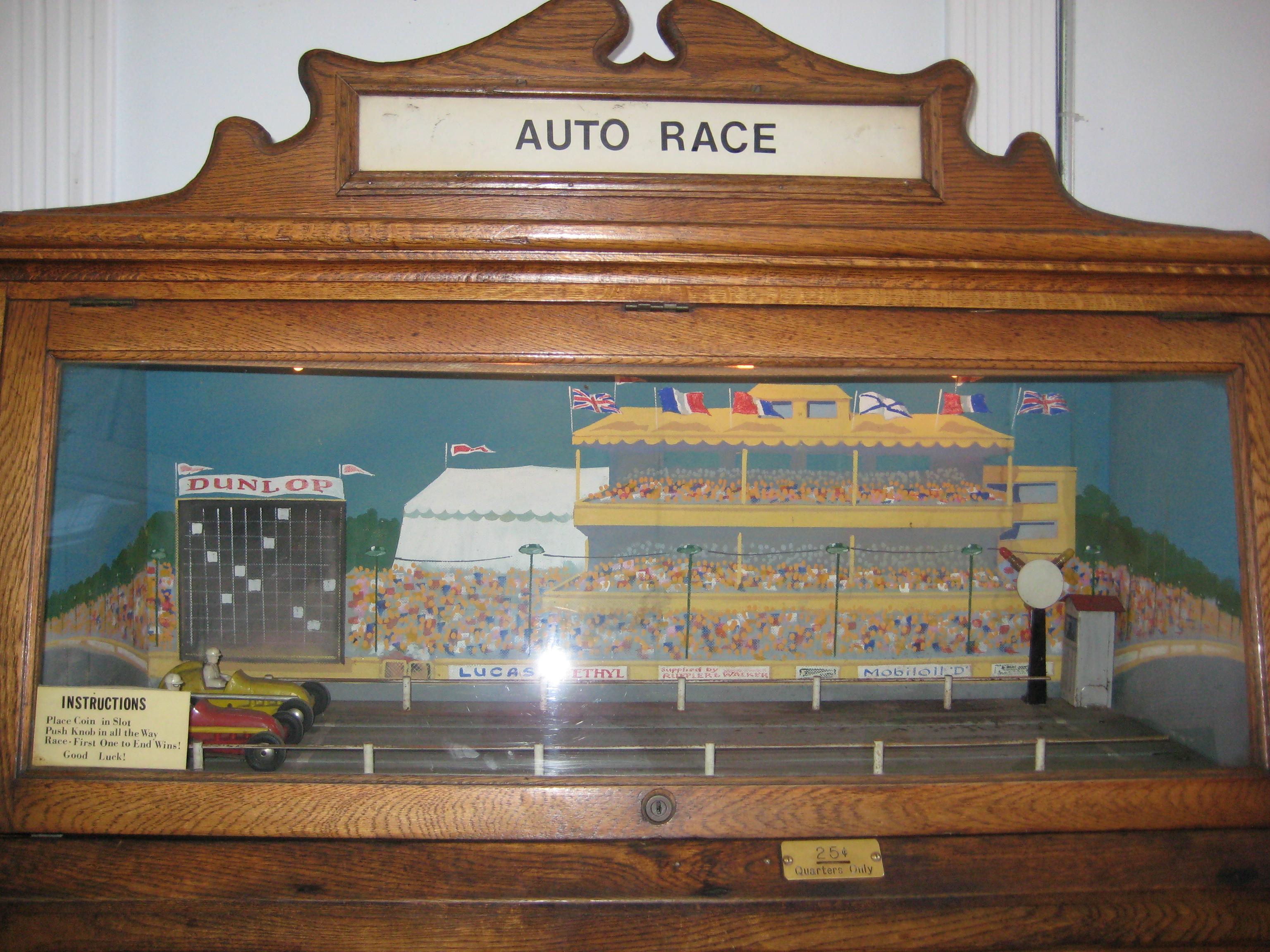 Musee' Mecanique