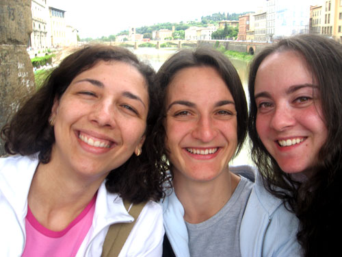 Friends in Florence from Flickr via Wylio